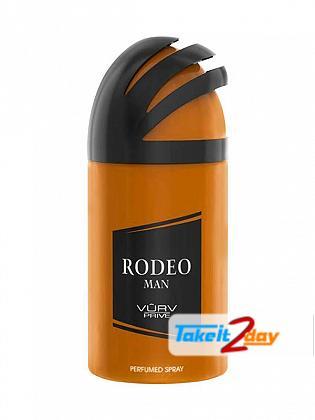 Vurv Radeo Man Deodorant Body Spray For Men 250 ML By Lattafa Perfumes