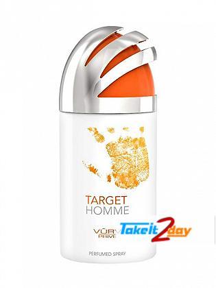 Vurv Target Homme Deodorant Body Spray For Men 250 ML By Lattafa Perfumes