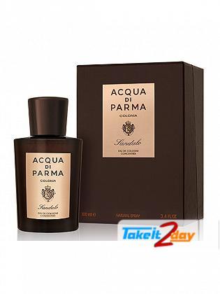 Acqua Di Parma Colonia Sandalo Perfume For Men And Women 100 ML EDC