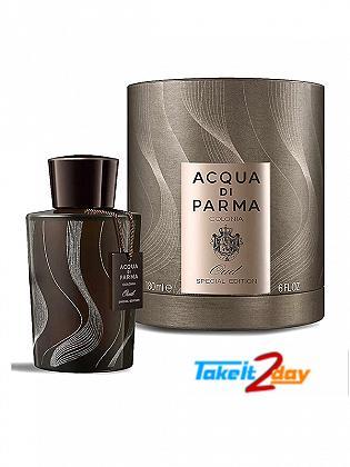 Acqua Di Parma Colonia Oud Special Edition Perfume For Men And Women 180 ML EDC
