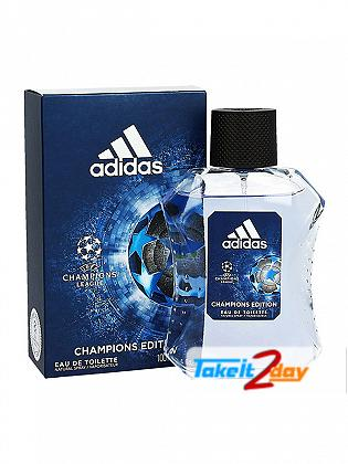 Adidas Champions Edition Perfume For Men 100 ML EDT