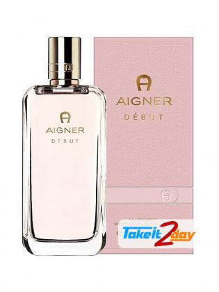 Aigner Debut Perfume For Woman 100 ML EDP