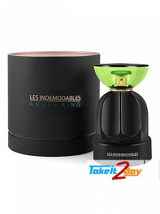 Albane Noble Les Indemodables Amber King Perfume For Men And Women 90 ML EDP
