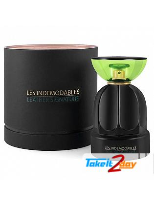 Albane Noble Les Indemodables Leather Signature Perfume For Men And Women 90 ML EDP