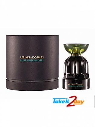 Albane Noble Les Indemodables Pure Musk And Roses Perfume For Men And Women 90 ML EDP