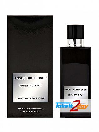Angel Schlesser Oriental Soul Perfume For Man 100 ML EDT