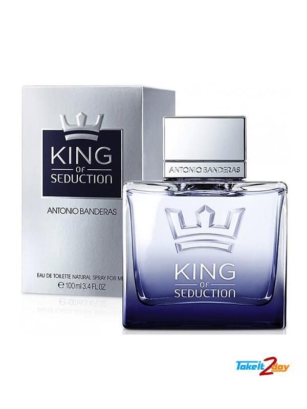a52e9461e Antonio Banderas King Of Seduction Perfume For Man 100 ML EDT