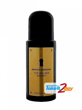 Antonio Banderas The Golden Secret Deodornat For Man 150 ML