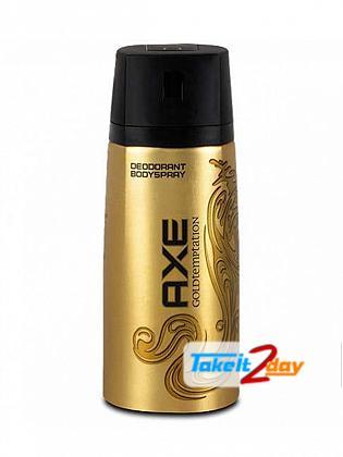 Axe Gold Temptation Deodorant Body Spray For Men 150 ML