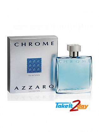 Azzaro Chrome Perfume For Men 200 ML EDT