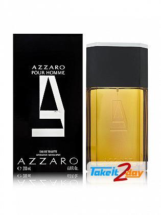 Azzaro Pour Homme Perfume For Men 200 ML EDT