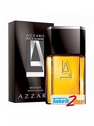 Azzaro Pour Homme Perfume For Men 30 ML EDT