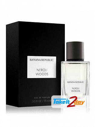 Banana Republic Neroli Woods Perfume For Man And Women 75 ML EDP