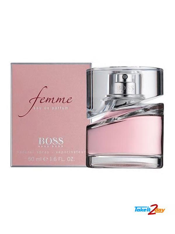 boss femme perfume