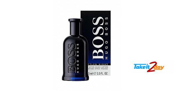 hugo boss night aftershave