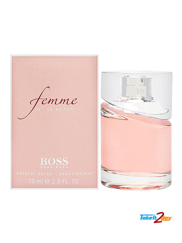 fcfd0217d8bc1 Boss Hugo Boss Boss Femme Perfume For Women 75 ML EDP. Click Image for  Gallery