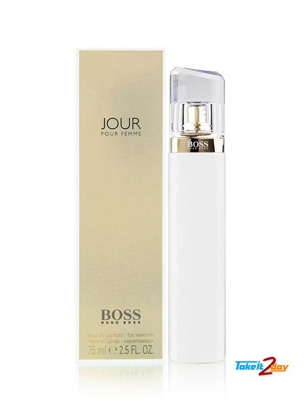 fe53ee5c110 Boss Hugo Boss Jour Pour Femme Perfume For Women 75 ML EDP. Click Image for  Gallery