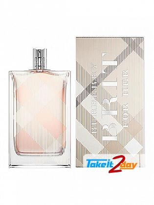 Burberry Brit For Her New Woman 100 ML EDT