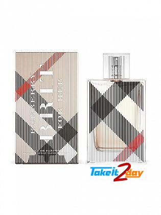 Burberry Brit For Her New Woman 100 ML EDP