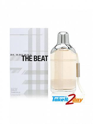 Burberry The Beat Perfume For Women 75 ML EDP