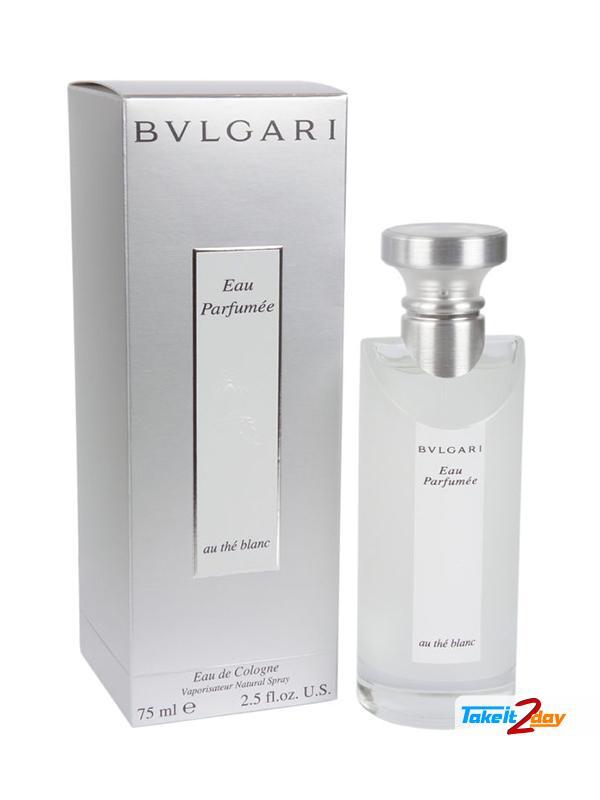 bvlgari eau parfumee au the blanc perfume for women 150 ml edc. Black Bedroom Furniture Sets. Home Design Ideas