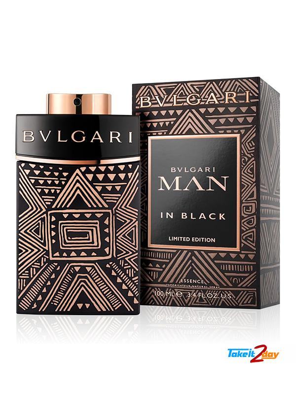 ec536f7942 Bvlgari Man In Black Essence Perfume For Men 100 ML EDP. Click Image for  Gallery