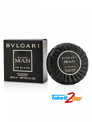 Bvlgari Man In Black Shaving Shop For Men 100 GM