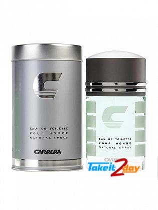 Carrera Pour Homme Perfume For Men 100 ML EDT