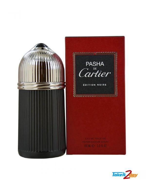 b483835bae1 Cartier Pasha de Cartier Edition Noire Perfume For Man 100 ML EDT. Click  Image for Gallery
