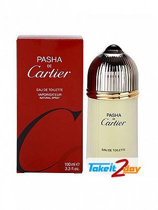 Cartier Pasha De Cartier Perfume For Man 100 ML EDT