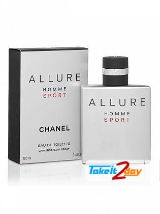 Chanel Allure Homme Sport Perfume For Man 100 ML EDT
