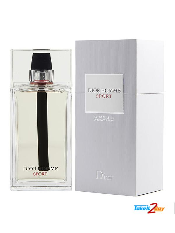 b3cabf13 Christian Dior Dior Homme Sport Perfume For Man 125 ML EDT
