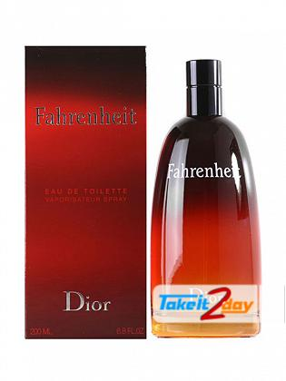 Christian Dior Fahrenheit Perfume For Man 200 ML EDT