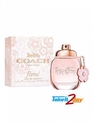Coach Floral Perfume For Women 90 ML EDP