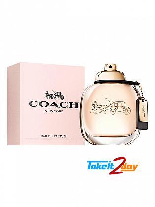 Coach New York Perfume For Woman 90 ML EDP