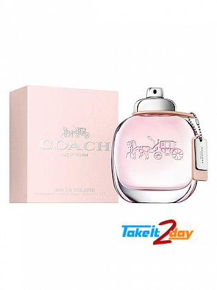 Coach New York Perfume For Woman 90 ML EDT