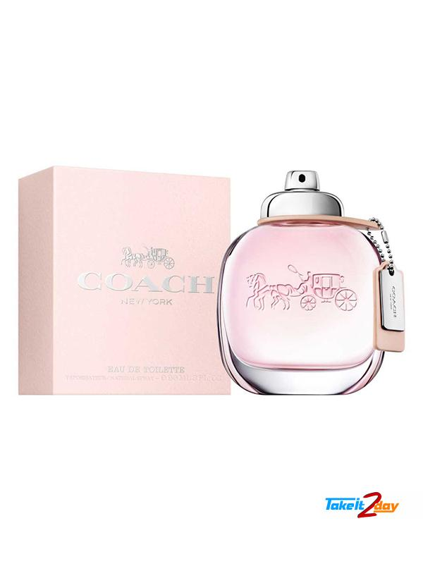 81e878b39a27 Coach New York Perfume For Woman 90 ML EDT. Click Image for Gallery