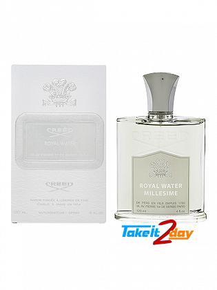 Creed Royal Water Millesime Perfume For Men 120 ML EDP
