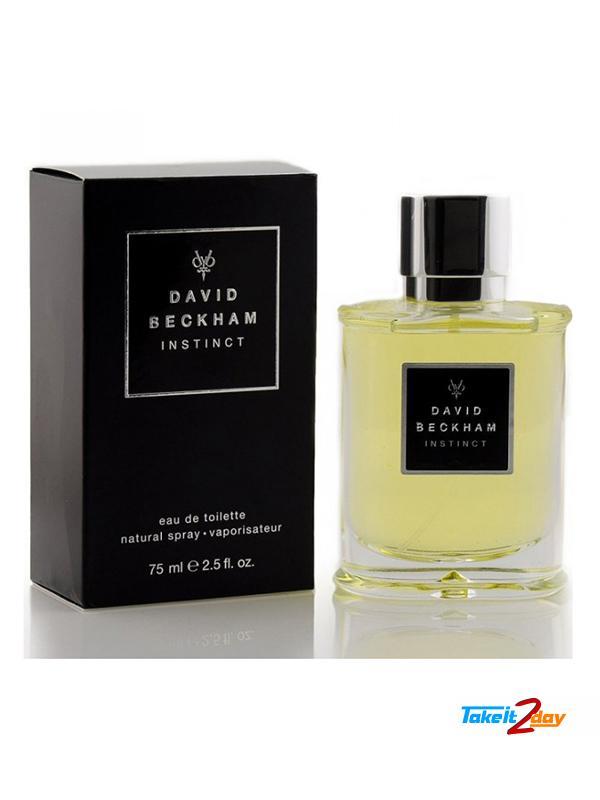 David Beckham Instinct Perfume For Men 75 Ml Edt