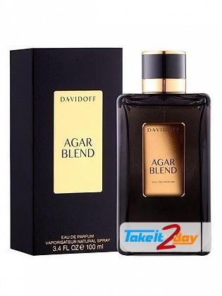 Davidoff Agar Blend Perfume For Men And Women 100 ML EDP