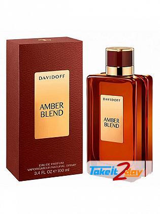Davidoff Amber Blend Perfume For Men And Women 100 ML EDP