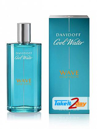 Davidoff Cool Water Wave Perfume For Men 125 ML EDT