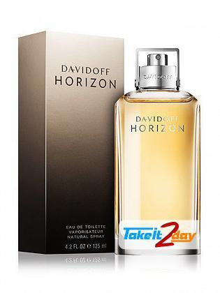 Davidoff Horizon Perfume For Men 125 ML EDT