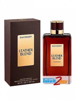 Davidoff Leather Blend Perfume For Men And Women 100 ML EDP