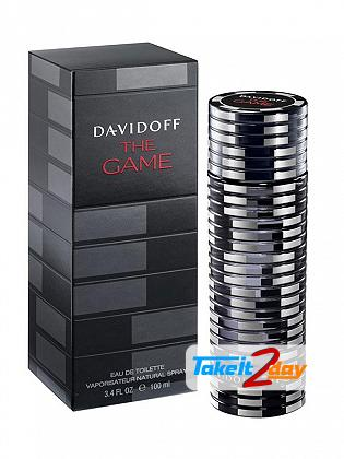 Davidoff The Game Perfume For Men 100 ML EDT