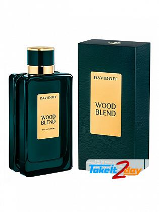 Davidoff Wood Blend Perfume For Men And Women 100 ML EDP