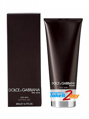 Dolce & Gabbana The One For Men Shower Gel For Man 200 ML