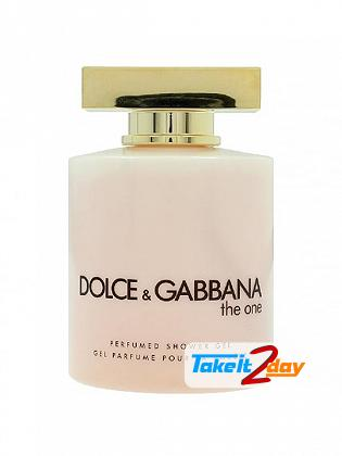 Dolce & Gabbana The One Shower Gel For Women 200 ML