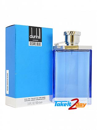 Alfred Dunhill Desire Blue Perfume For Men 100 ML EDT