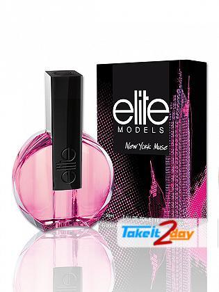 Elite Models New York Muse Perfume For Women 50 ML EDT
